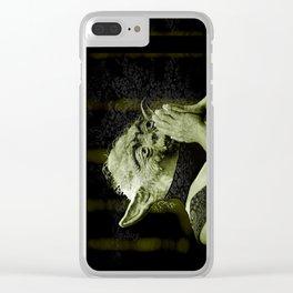 The DalaiYOda Clear iPhone Case