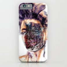 Dark Beauty iPhone 6s Slim Case