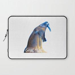 Hear Me Roar - Game Time Laptop Sleeve