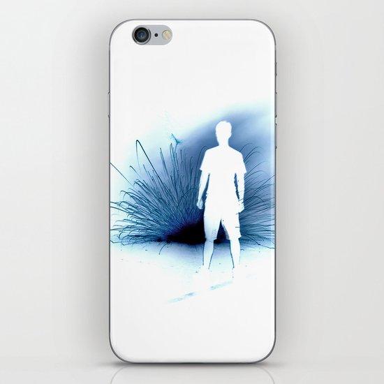 Fire Fountain iPhone & iPod Skin