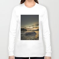 monsters Long Sleeve T-shirts featuring Monsters by HappyMelvin