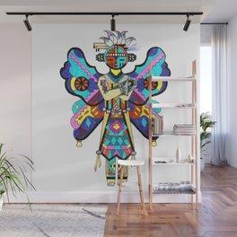 Kachina Butterfly 5 Wall Mural