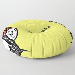 Zissou #2 Floor Pillow