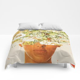 SuperFlowerHead Comforters