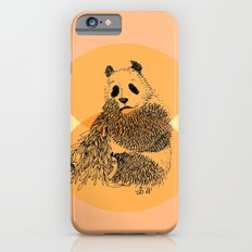 saving panda iPhone 6s Slim Case