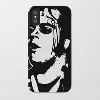 rocky horror picture show iPhone & iPod Cases featuring Eddie (Rocky Horror Picture Show) by ACHE