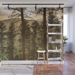 Mountain Forest New Mexico - Nature Photography Wall Mural