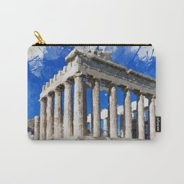 Acropolis Of Athens Carry-All Pouch