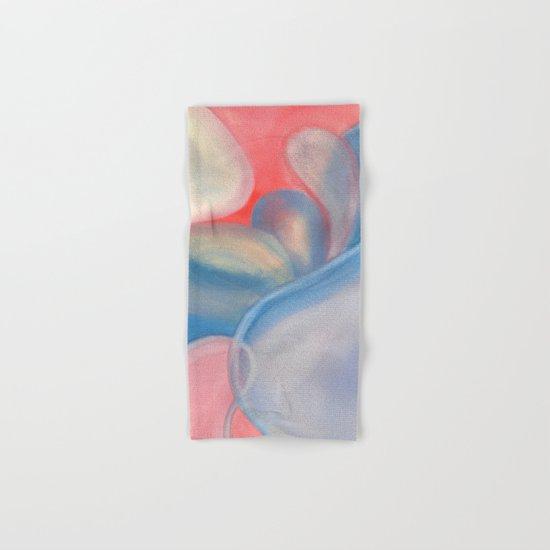 Watercolor Pastel V. G. 02 Hand & Bath Towel