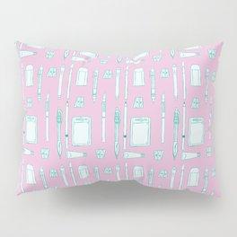 an artists pattern Pillow Sham