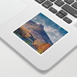 Pilot Mountain Sticker