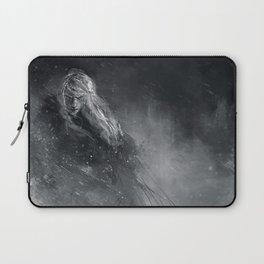 Finrod crossing the Helcaraxe Laptop Sleeve