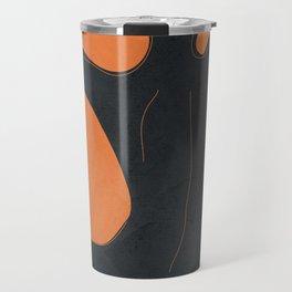 Abstract Nude I Travel Mug