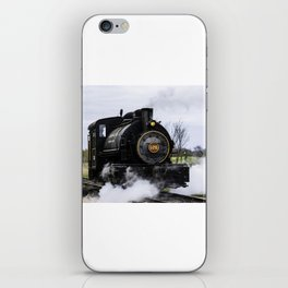 Steam Train iPhone Skin