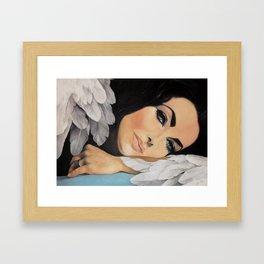 Eterea   Hollywood Lovers Framed Art Print