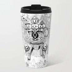 Let's Go on an Adventure Metal Travel Mug