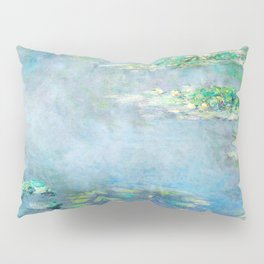 Monet Water Lilies / Nymphéas 1906 Pillow Sham