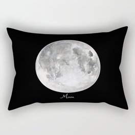 Moon #2 Rectangular Pillow