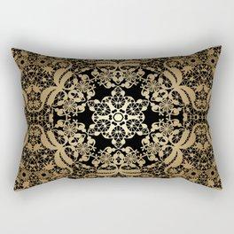 """Art Deco. """"Byzantium"""" Rectangular Pillow"""