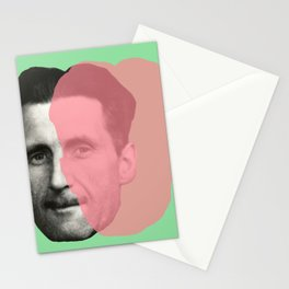 George Orwell Stationery Cards