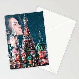 Dream of Kremlin Stationery Cards
