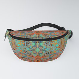 Ethnic Style G250 Fanny Pack