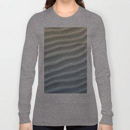 Sand Ripples Long Sleeve T-shirt
