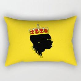 Big Maestro - Yellow Rectangular Pillow