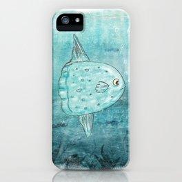 Sunfish iPhone Case