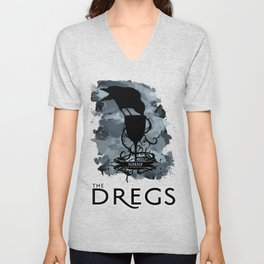 Six of Crows - The Dregs Unisex V-Neck