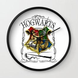 Hogwarts Alumni school HarryPotter Wall Clock