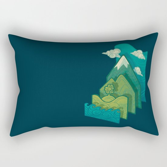 How to Build a Landscape Rectangular Pillow