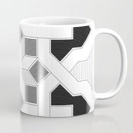 Oriental Pattern - Geometric Design - lines Coffee Mug