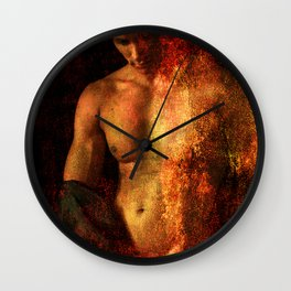 no time to hate Wall Clock