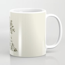Music Tree Coffee Mug