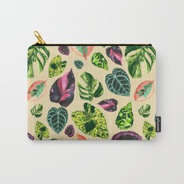 PEOPLE'S PLANTS Carry-All Pouch