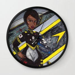 The Youngest Ace Wall Clock