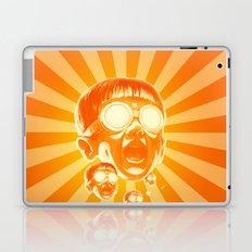 Big Fireee! Laptop & iPad Skin