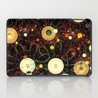 floral pattern iPad Cases featuring Floral pattern by Klara Acel