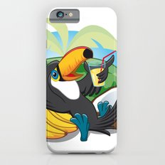 Tropical toucan iPhone 6s Slim Case