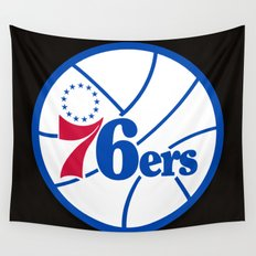 NBA - 76ers Wall Tapestry