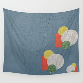 Iron Moon Wall Tapestry