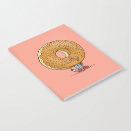 Nerd Donut Notebook