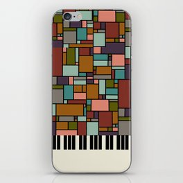The Well-Tempered Clavier - Bach iPhone Skin