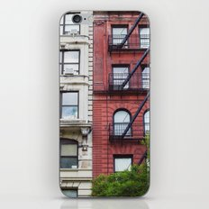 NYC Fire Escapes II iPhone & iPod Skin