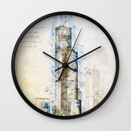 SearsTower, Chicago USA Wall Clock
