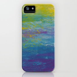 Cozy Nights iPhone Case