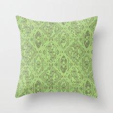 Antique Ogee Throw Pillow