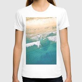 Turquoise Sea Beach T-shirt