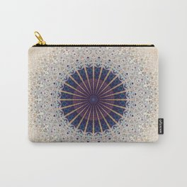 Luxury Mandala Carry-All Pouch